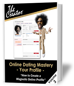 Online dating profile generator